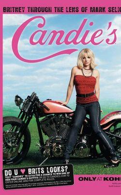 Britney Spears, colectie Candie's
