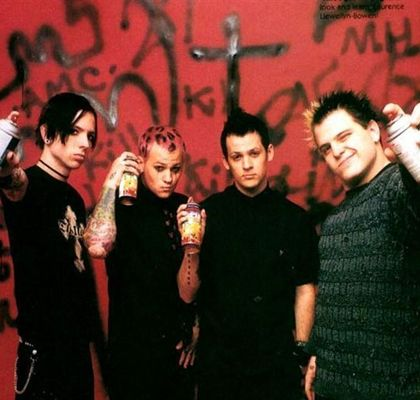 Good Charlotte's pictures