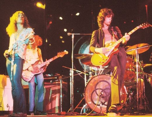 Led Zeppelin's pictures