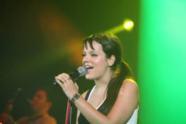 Lily Allen's pictures