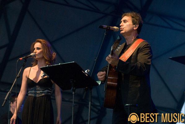 один из ведущих голосов греции йоргос даларас (george dalaras) и греческий певец