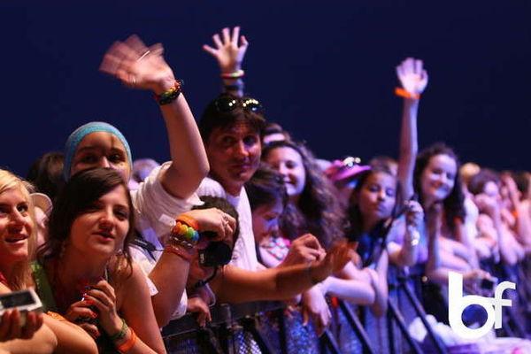 Mika in concert la Mamaia