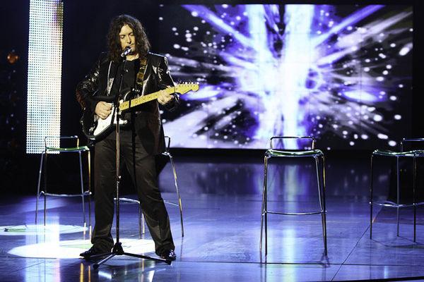 Laurentiu Cazan la Eurovision 2011