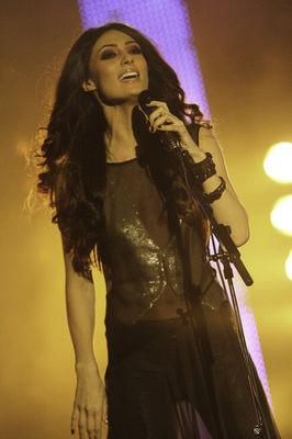 Claudia Pavel la Eurovision 2011