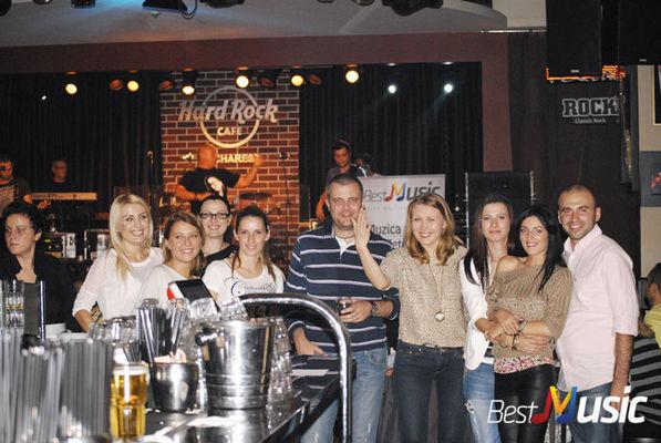 Poze public Concert Proconsul Hard Rock Cafe 4 octombrie
