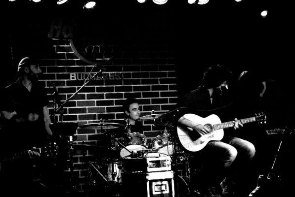 Poze Vita de VIe Acustic in Hard Rock Cafe