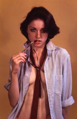 Madonna goala - poze din anii 70 (18+)