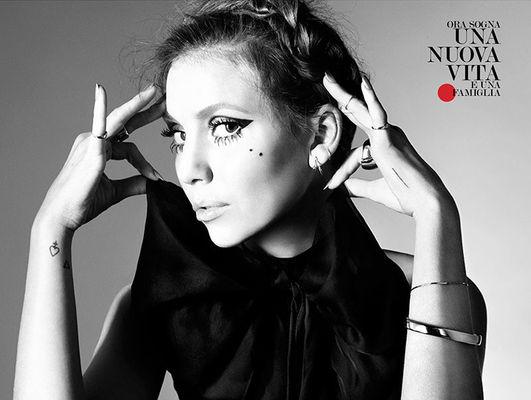 Lykke Li in Vogue Italia