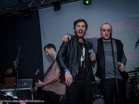 Poze Grimus - lansare Emergence in Colectiv - 13 martie 2014