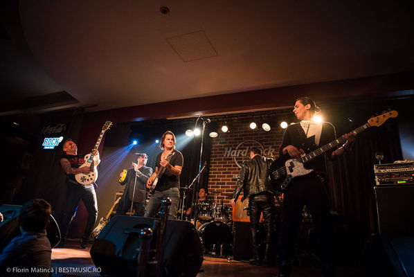 Poze concert directia 5 la Hard Rock Cafe - 18 septembrie 2014