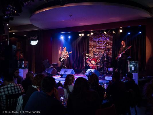 Poze concert Timpuri Noi la Hard Rock Cafe - 2 octombrie 2014