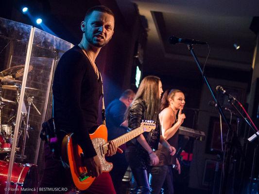 Poze concert Taxi la Hard Rock Cafe - 9 octombrie 2014