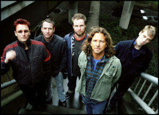 Pearl Jam's pictures
