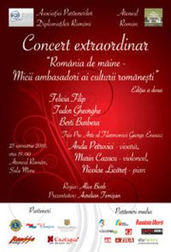 Concert Felicia Filip, Tudor Gheorghe, Berti Barbera la Ateneul Roman