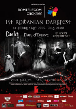 First Romanian Darkfest