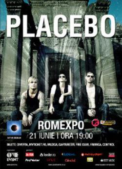 Placebo la Romexpo, Bucuresti
