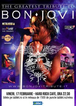 Cel mai bun tribut Bon Jovi cu