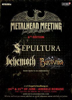 METALHEAD Meeting 2017 are loc in perioada 24-25 iunie
