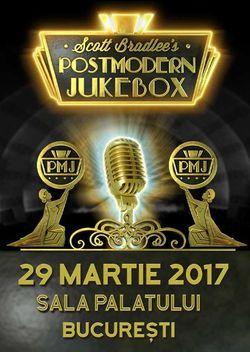 Scott Bradlee's Postmodern Jukebox pe 29 martie