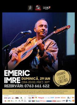 Concert Emeric Imre