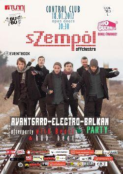 Concert Szempol Offchestra