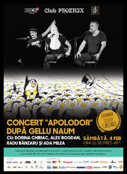 Music For Autism: Concert caritabil Ada Milea in Club Phoenix
