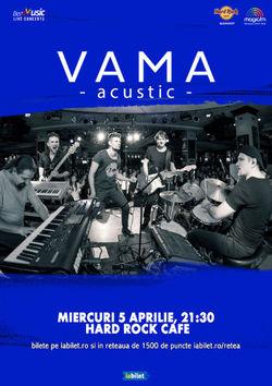 Concert VAMA - Acustic