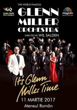 O categorie de bilete la concertul The World Famous Glenn Miller Orchestra este Sold Out!