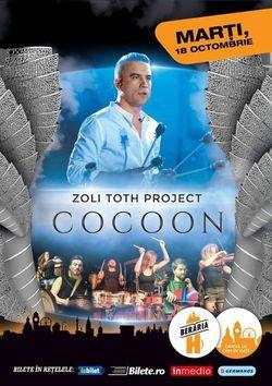 Concert Zoli TOTH Project pe 21 februarie la Beraria H