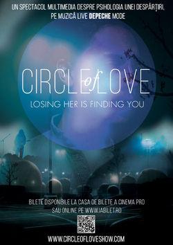 Spectacol Circle Of Love pe 28 martie la Cinema Pro