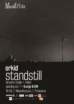 Orkid lanseaza single si videoclip la Timisoara