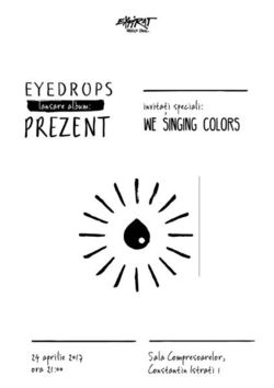 Eyedrops - lansare album in Expirat Halele Carol pe 24 aprilie