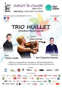 SUFLET IN CULORI  Concert caritabil in beneficiul copiilor cu autism
