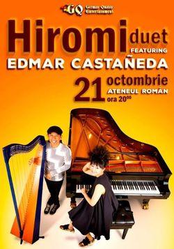 HIROMI DUET FEATURING EDMAR CASTANEDA