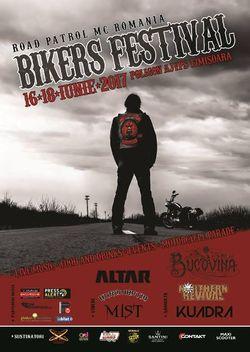 Road Patrol MC Romania Bikers Festival 2017