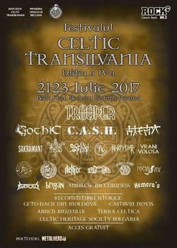 Festivalul Celtic Transilvania va avea loc intre 21 si 23 iulie la Baile Figa, Beclean