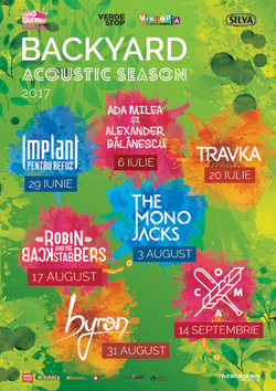 Coma acustic @ Backyard Acoustic Season