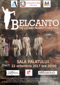Concert Belcanto - The Luciano Pavarotti Heritage