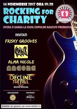 ROCKING FOR CHARITY