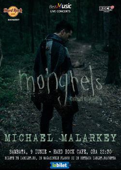 Michael Malarkey (The Vampire Diaries) in concert la Bucuresti