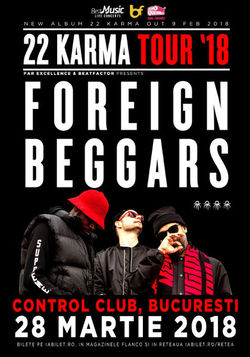 Foreign Beggars aduc
