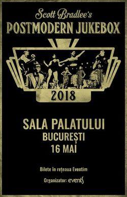 Postmodern Jukebox revin la Bucuresti