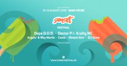Sunset Festival 2018 - editia a VI -a
