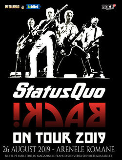 Status Quo - In The Army Now!
