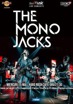 Concert The Mono Jacks - 15 mai