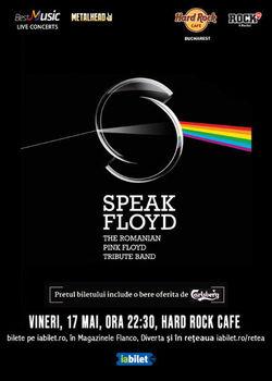 Concert SPEAK FLOYD