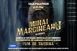 Lansare album Mihai Margineanu -