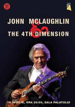 John McLaughlin & The 4th Dimension