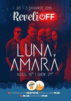 ReveliOFF 2019  LUNA AMARA  Beraria H