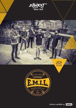 E.M.I.L. / Expirat / 17.01